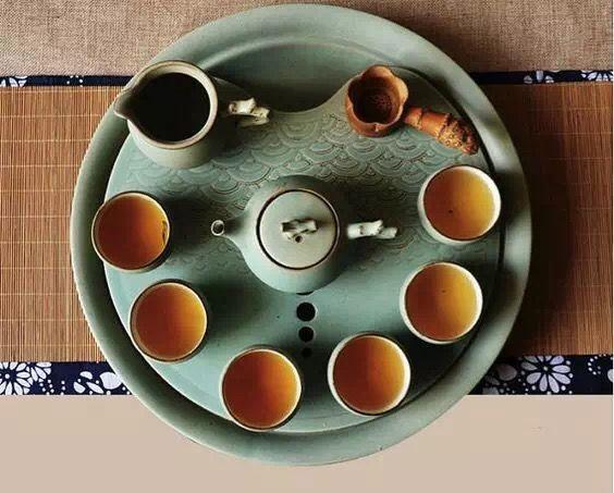 清茶以待静者,淡茶以待明者,浓茶以待强者,好茶以待善者。