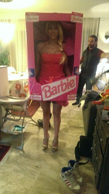 Carnaval 2014 barbie maripoza