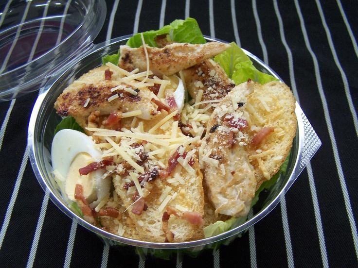 Healthy Take Away Choice - Ceasar Salad