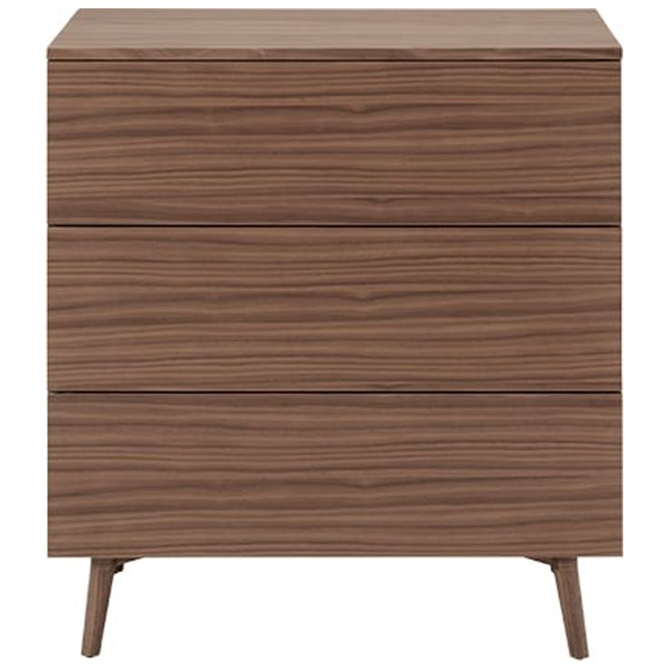 Rinery Chest of Drawers, Walnut Veneer from Made.com. Dark Wood. NEW There's a design revolution coming… It's dark wood. Forget the furniture your p..