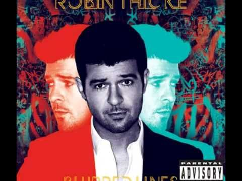 Robin Thicke - Get In My Way (Blurred Lines Album) HD QUALITY