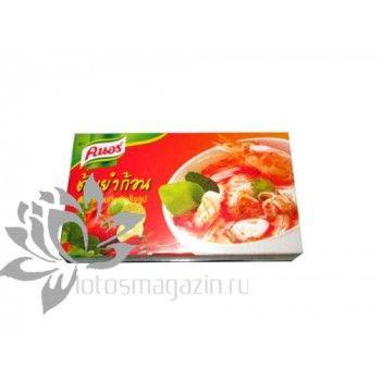 Кубики для супа Том Ям 6 кубиков Тайланд