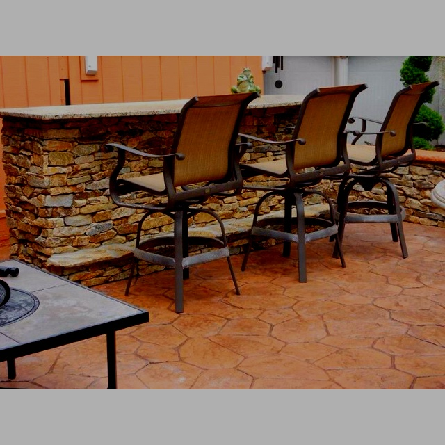 51 Best Images About Stamped Concrete On Pinterest