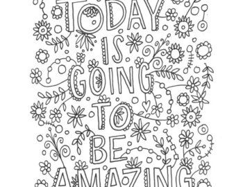 17 best ideas about quote coloring pages on pinterest for Serenity coloring pages