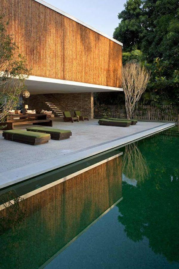 Gartenhaus mit Terrasse 44 einmalige Fotos
