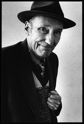 William S. Burroughs by Chris Buck