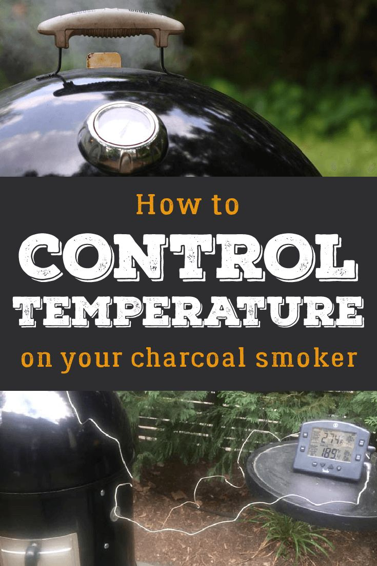 For those of us who still cook with charcoal, temperature control is one of the most fundamental skills we need to master. Many an amateur pit master has fired up their brand new smoker only to end up wasting perfectly good meat because they didn't know how control their temps.    But don't worry. With a basic understanding of how temperature control works you'll be equipped with all the knowledge to go out and master your pit.