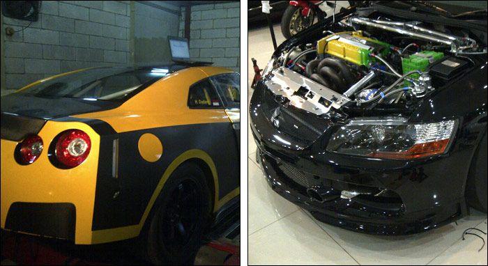 The Tiger Bakal Start Bareng Dengan Evo JUN Drag Race Seri 2 #info #BosMobil