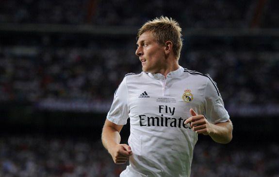 Johan Cruyff: Toni Kroos wanted to play for Barcelona