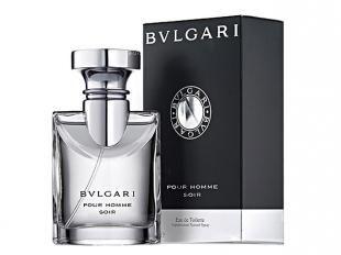 Bvlgari pour Homme Soir - Perfume Masculino Eau de Toilette 30 ml