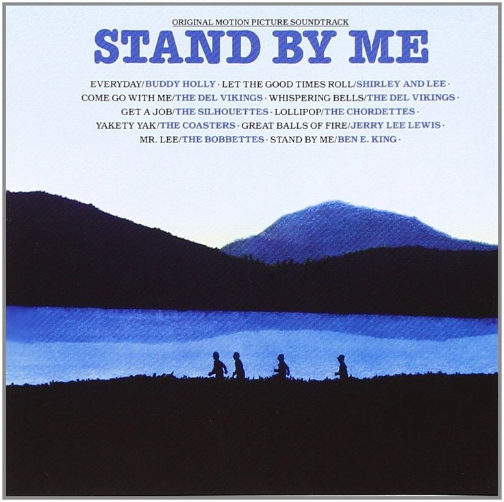 Read about it. Stand By Me gets re-discovered.