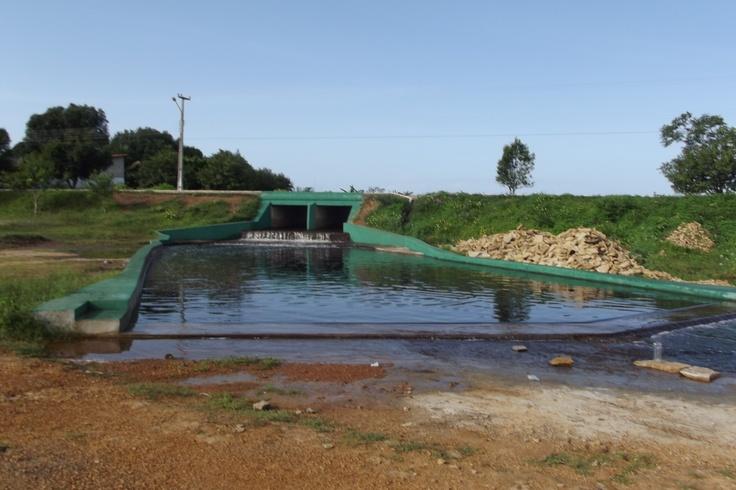 Barragem - Cabeceiras do Piauí - Piauí