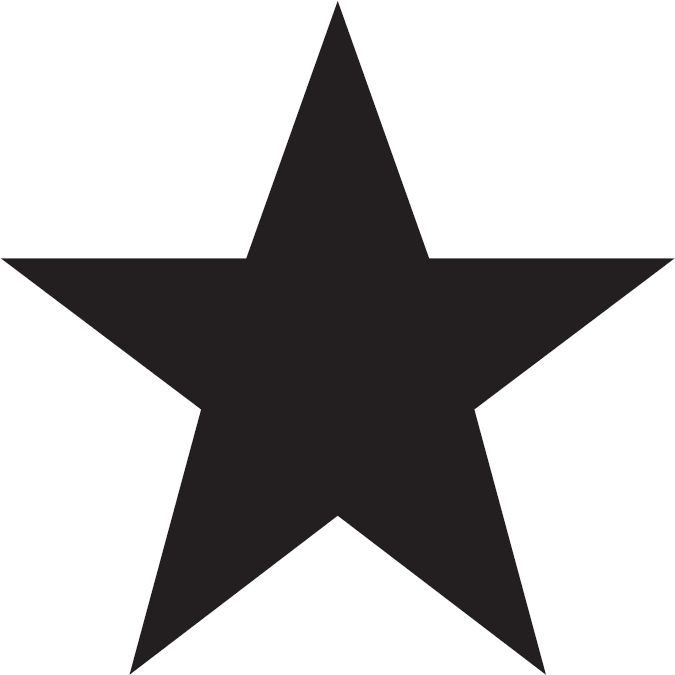 More Shapes: star