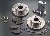 BMW and MINI Brake pads and rotors