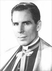 Let Fulton Sheen play in Peoria!
