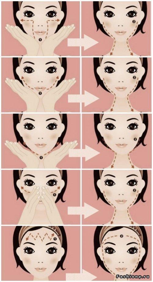 Японский массаж для лица Асахи: чудо своими руками?