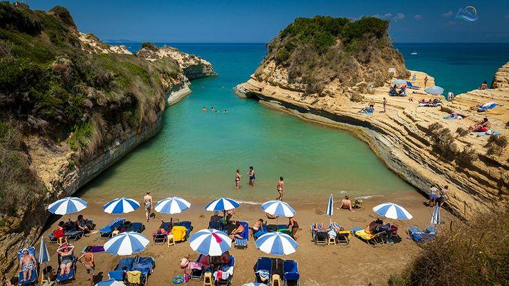 Sidari, Corfu  http://grecia.de-weekend.ro/sidari-corfu/