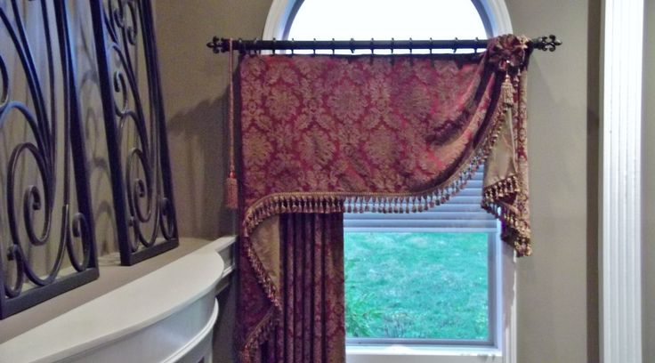 Moreland Valance Window Treatments Pinterest