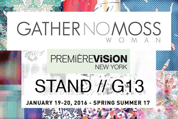Gathernomoss @ Premierevsion NYC