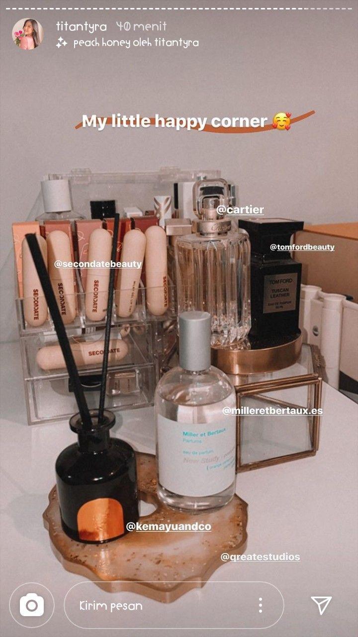 Dekorasi Ruangan Parfum