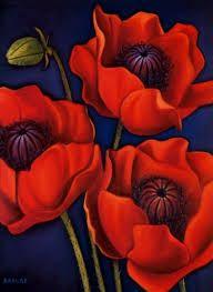 fotos de cuadros modernos con flores - Buscar con Google