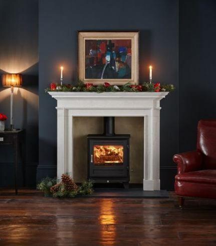 Wood Burning Stove Fireplace Fire Surround Log Burner 59+ Ideas