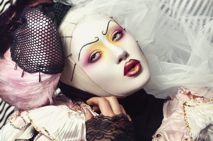MUA Jaynelle Lording created this look using Kryolan make-up as part of our #KryolanCOVERLOOK competition - photography by Kimberly Munro. Model: Bianca Cerminara. The winner will see their work featured on the front cover of make up international magazine. To enter your work, visit our Facebook page and look at the competition post on the wall: www.facebook.com/KryolanProfessionalMakeUp