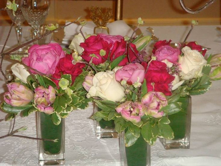Image Detail For  Table Centerpieces Themed For Rosh Hashanah