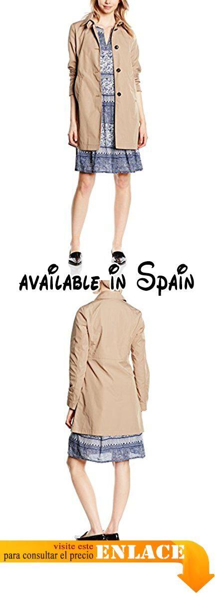 B0142LHDDE : Marc O'Polo 602154171087 - Chaqueta para mujer color marrón (timber 724) talla 42.