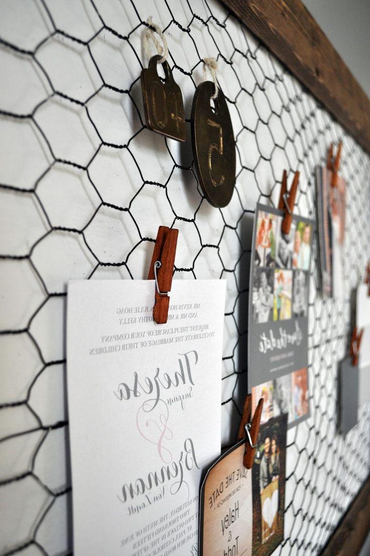 die besten 25 memoboard selber machen ideen auf pinterest. Black Bedroom Furniture Sets. Home Design Ideas