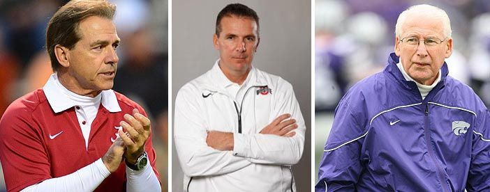 Ranking All 125 College Football Head Coaches for 2013