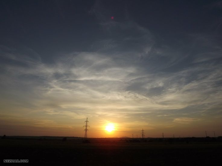 Sunset in Ciclova (from Nezbeda Harald's Photos)