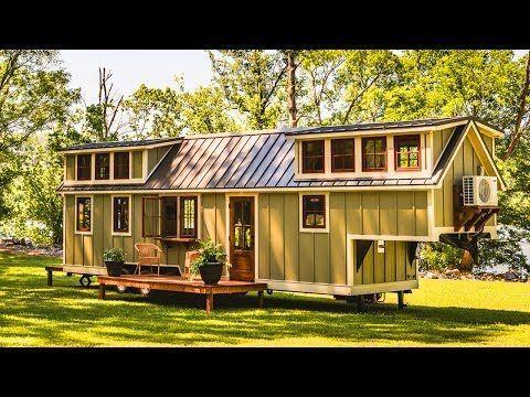 The 37′ Denali by Timbercraft Tiny Homes | Tiny House Design Ideas | Le Tuan Home Design - YouTube