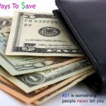 Frugal Ways To Save Money http://madamedeals.com/frugal-ways-save-money-getting-debts/ #inspireothers