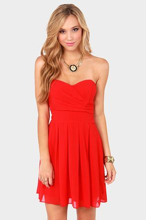 17 Best images about The Red Dress on Pinterest | Woman clothing ...