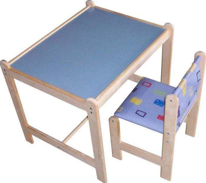 Набор мебели Гном Малыш-2 стол+стул