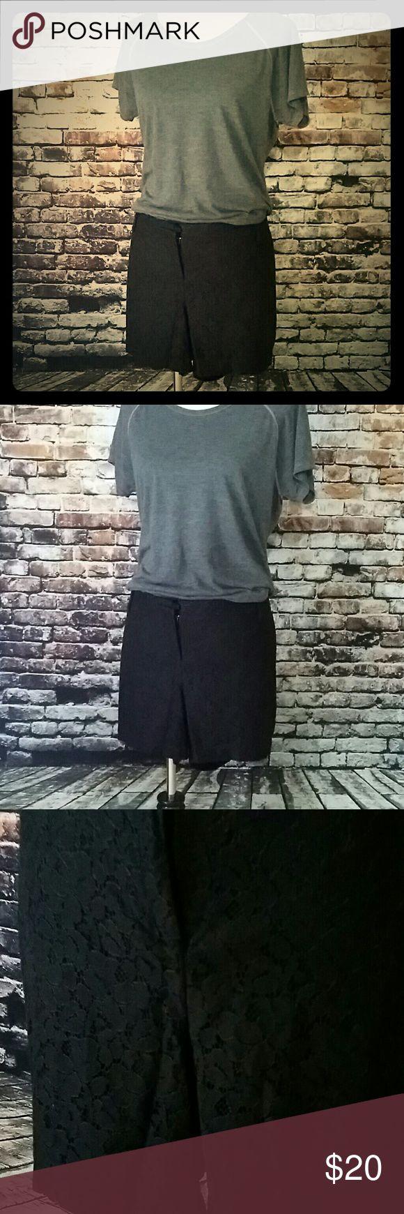 Torrid black lace shorts Torrid black lace shorts torrid Shorts