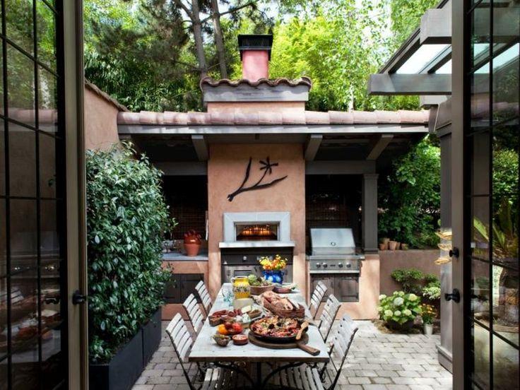 26 best cuisine exterieure images on Pinterest Bar grill, Garden