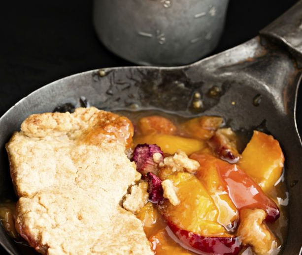 When Peaches Are Ripe And Juicy This Divine Tart Is The