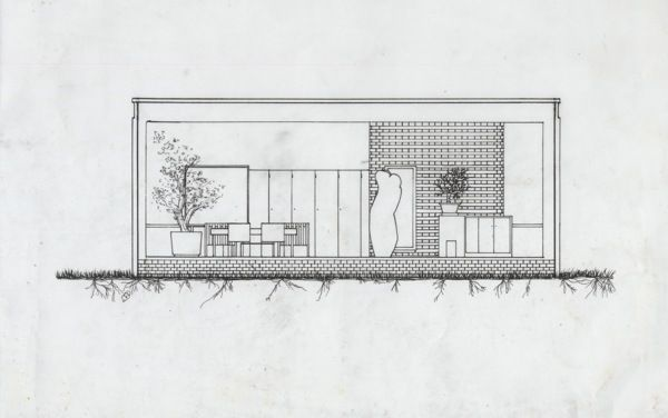 Full Details Of Glass House By Philip Johnson Construction Google