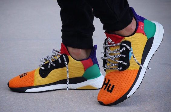 How Do You Like The adidas Solar Hu Glide ST Boost | Dr