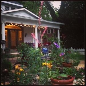 Our house. #Victorian #Craftsman #Cottage #Garden