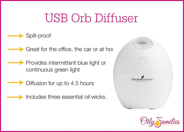 New Young Living Diffuser ~ Best images about yl usb orb diffuser on pinterest