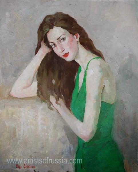 Por amor al arte: Katya Gridneva