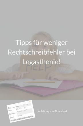 Hilfe Für Lrs Training Und Lrs Förderung Zu Hause Rechtschreibung