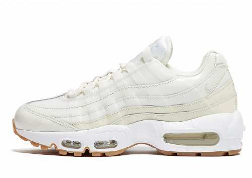 finest selection efea8 930bf Prezzi e Sconti   Nike air max 95 donna white cream taglia 36 ad