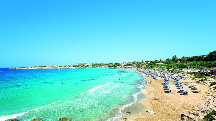 Coral Bay, Pafos, Cyprus