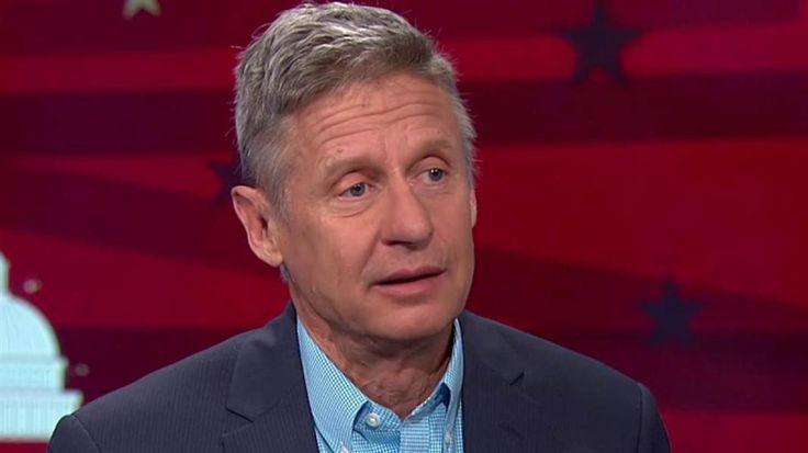 The split in the Republican Party over Donald Trump's candidacy may create a rare opportunity for third parties this November. Libertarian presidential candidate Gary Johnson discusses his plan to win the anti-Trump vote. visit- www.garyjohnson2016.com