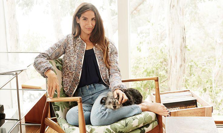 Sunday Girl: Women With A Joie de Vivre Lifestyle | Joie.com