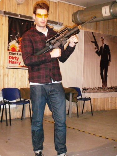Tallinn Activity #tallinnstag #stag #shooting